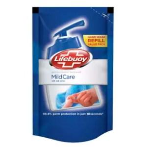 lifebuoy mild care handwash refill pack