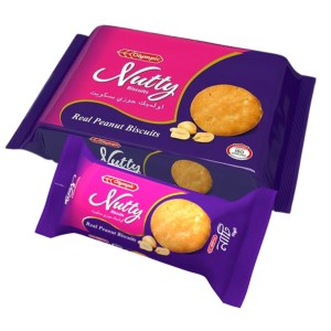 olympic nutty biscuits