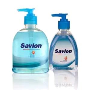 savlon handwash ocean blue
