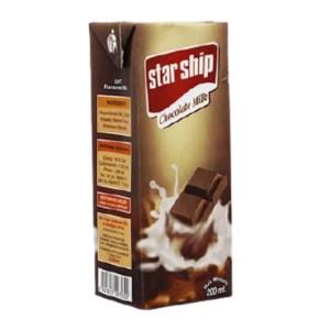 starship chocolate milk