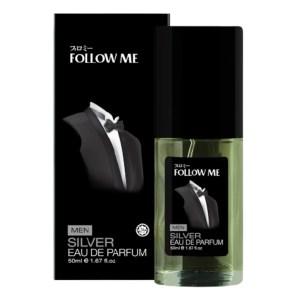 follow me men perfume silver 50m