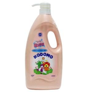 kodomo baby bath mild & natural 1000ml