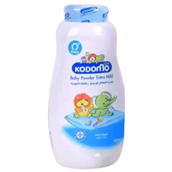 kodomo baby powder (0+) extra mild 200gm