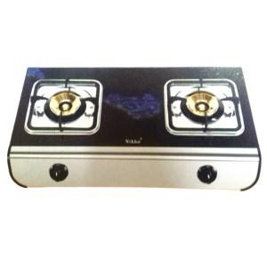 nikko auto gas stove double burner nk321
