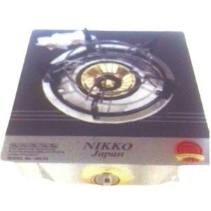 nikko auto gas stove single burner nk24