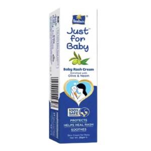 parachute baby diaper rash cream - just for baby