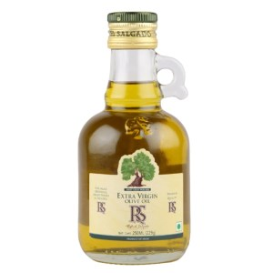 rs extra virgin olive oil 250 ml glass