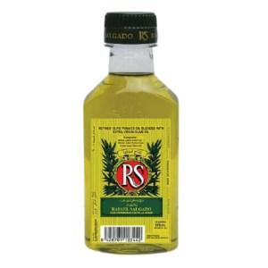 rs refined olive pomace oil blended with extra virgin olive oil 175ml plastic bottle