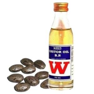 wells castor oil bp 70ml