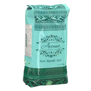 aci aroma pure basmati rice