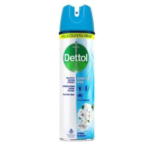 dettol surface disinfectant spray spring blossom