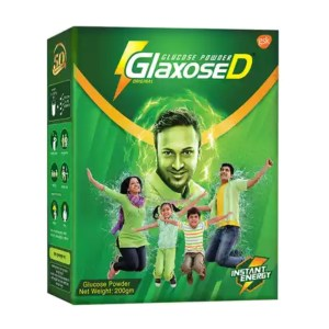 glaxose d 200gm pack