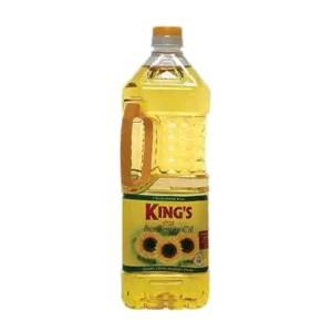 kings sunflower oil 2 liter