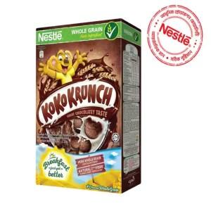 nestlé koko krunch breakfast cereal 330gm