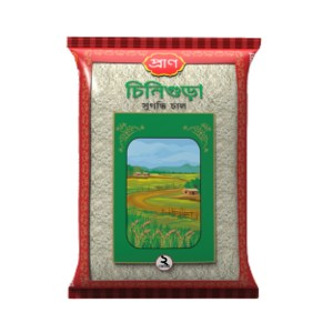 pran chinigura rice 2kg