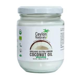 ceylon organic extra virgin coconut oil 500ml