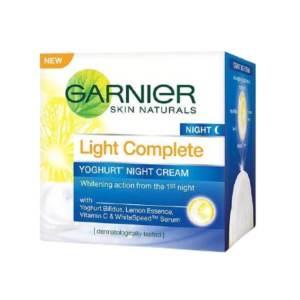 garnier light complete night cream 18gm
