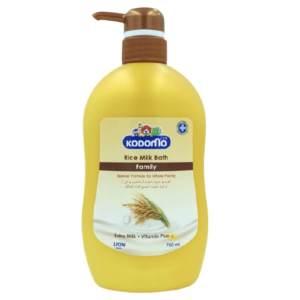 kodomo rice milk bath (family)