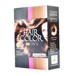 ligion stylish henna hair color 30ml