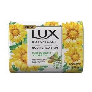 lux sunflower & jojoba oil skin cleansing bar