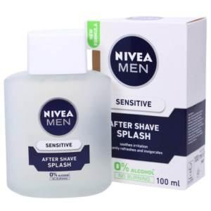 nivea men sensitive after shave splash 100ml