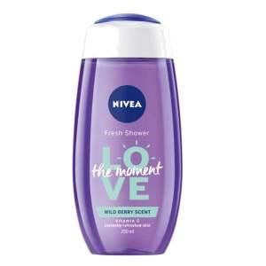nivea women shower gel love the moment 250ml