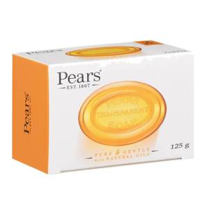 Pears Soap Pure and Gentle With Plant Oils 125gm