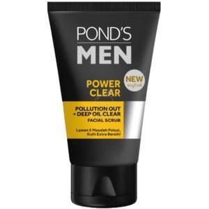 ponds men facewash power clear 100gm