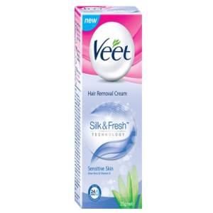 veet hair removal cream for sensitive skin 25gm