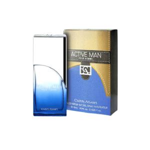 chris adams active man perfume 15ml