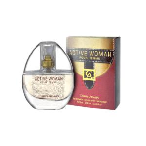 chris adams active woman perfume 15ml