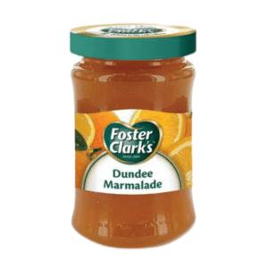 foster clark's dundee marmalade jam 450gm