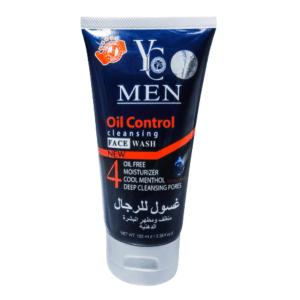 yc men face wash oil control 100ml