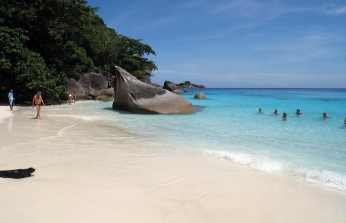 Khao-Lak-Ausflüge-Similan-Inseln