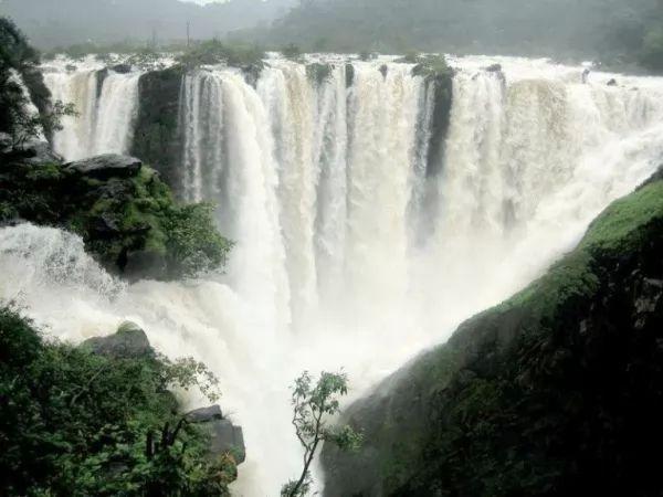 شلال جوغ فالس من اجمل شلالات الهند