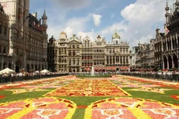 مدينة لوفان من اجمل اماكن سياحية في بلجيكا