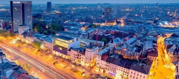 مدينة بروكسل من اجمل اماكن سياحية في بلجيكا