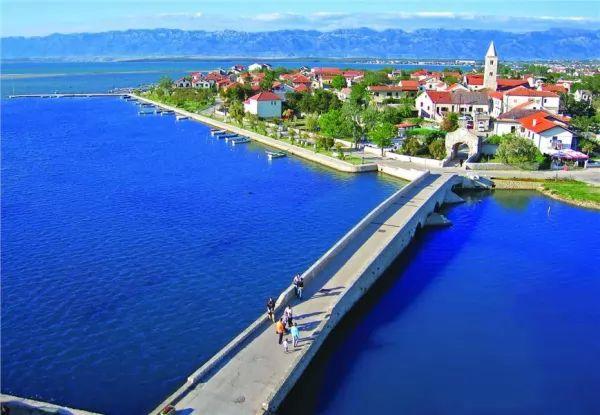 مدينة زادار من اجمل اماكن سياحية في كرواتيا