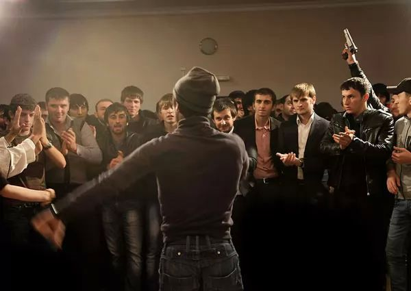 شباب شعب الشيشان