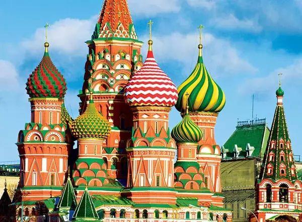 كاتدرائية سانت باسيل موسكو