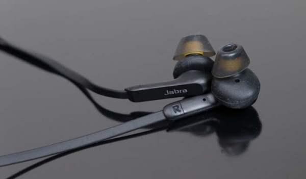 Jabra Elite 25E Wireless Bluetooth Headphone (Black)-5144