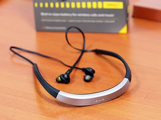 Jabra Elite 25E Wireless Bluetooth Headset (Silver)-5148