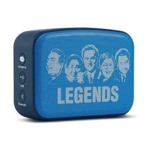 100% Original Saregama Carvaan Mini Legends Bluetooth Speakers (Aqua Blue)-0
