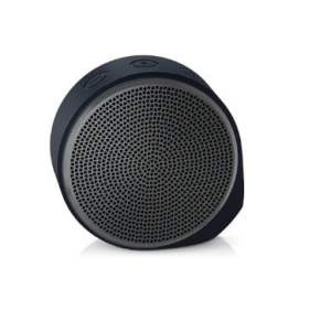 Logitech X100 Wireless Bluetooth Speakers (Black/Grey)-0