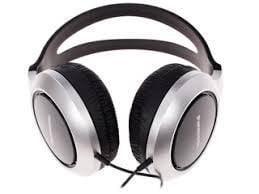 Panasonic RP-HT211E-S Headphone (Silver, Over The Ear)-5182