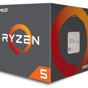 Amd Ryzen 5 1600 3.2GHZ 6 Core Am4 Boxed Processor With Wraith Spire Cooler-0