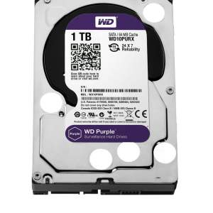 WD 1TB Purple Surveillance Internal Hard Drive-0