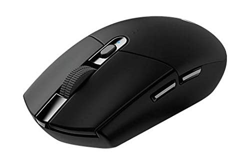 Logitech G304 Wireless Gaming Mouse (Black)-5564
