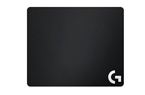 Logitech G240 Cloth Gaming Mouse Pad (Black)-5634