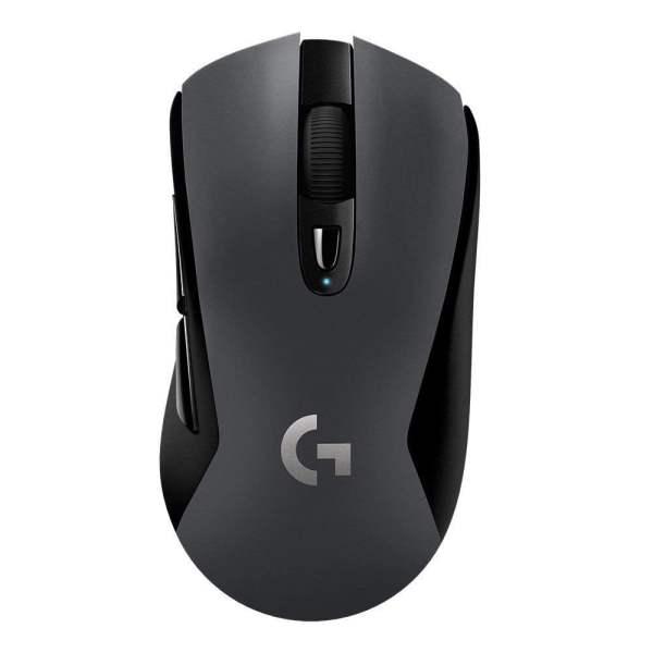Logitech G603 Wireless Gaming Mouse (Black)-5558